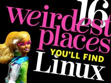 In Pictures: 16 weirdest places you'll find Linux