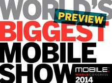 In Pictures: Products to watch for at Mobile World Congress 2014 (MWC)
