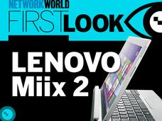In Pictures: Lenovo Miix 2