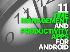 In Pictures: 11 time management and productivity apps for Android