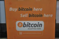 In pictures: Australia's first Bitcoin ATM pops up in Sydney