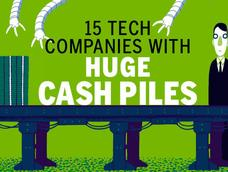 In Pictures: Top tech hoarders - 15 companies with huge cash piles