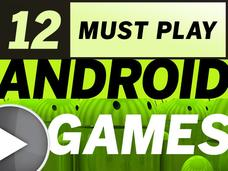 In Pictures: 12 must-play Android games