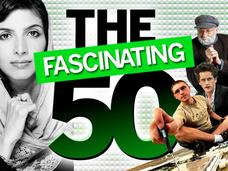 In Pictures: The fascinating 50