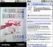 In pictures: Google Goggles Visual Search 