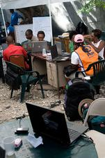 Wi-Fi aid for Haiti