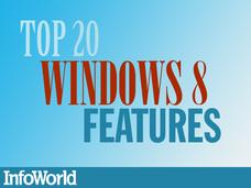 In Pictures: Top 20 Windows 8 features