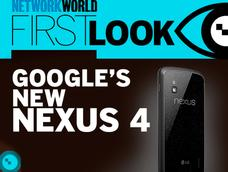 In Pictures: Google&#39;s new Nexus 4