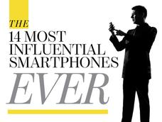 In Pictures: The 14 most influential smartphones ever