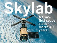In Pictures: Skylab, NASA&#39;s first space station marks 40 years