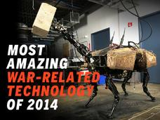 In Pictures: Most amazing war-related technology of 2014