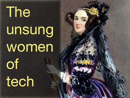 October 11 is Ada Lovelace Day, which pays tribute to women in STEM careers.