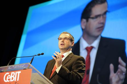 Communications minister, Stephen Conroy.