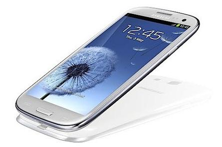 The Samsung Galaxy S III