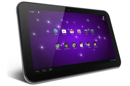 Toshiba Tablet AT330: The world's first 13.3in Android tablet