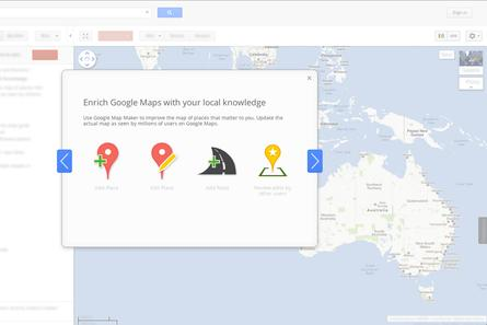 What will you add to Google Maps?