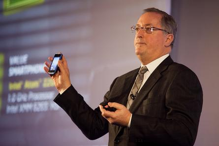During a news conference at Mobile World Congress in February this year, Intel President and CEO Paul Otellini detailed a number of announcements and plans to expand the company's smartphone product portfolio and customer ecosystem.