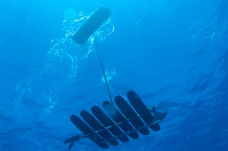 The Pacific Crossing (PacX) Wave Glider 
