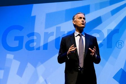 Gartner senior vice president and global head of research Peter Sondergaard. 