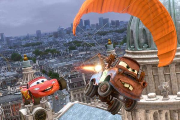 CityEngine has been used for a number of feature films, including Cars 2 (pictured).