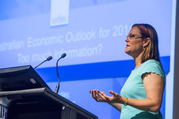 Speaker Nicki Hutley, chief economist, Urbis