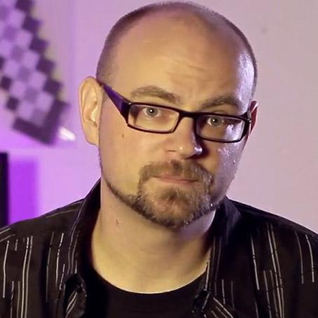 Deakin University lecturer Chris Moore.