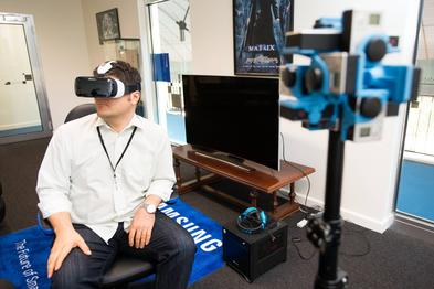 Designing virtual reality for the enterprise