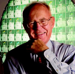 Moore's Law at 50: The past and future