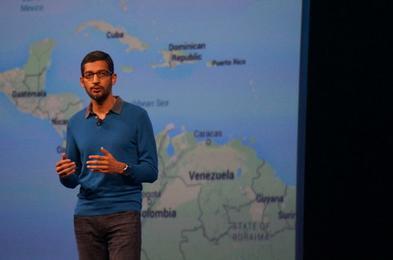 Meet Sundar Pichai, Google's new CEO
