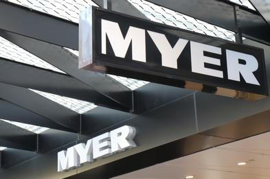 Data at heart of new Myer strategy