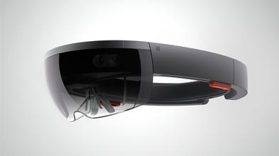 HoloLens for the enterprise due within a year