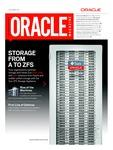 Oracle Magazine: Storage from A to ZFS